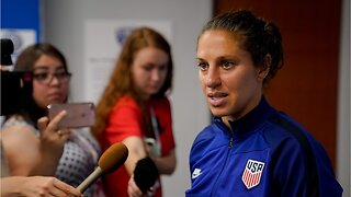 Soccer Player Carli Lloyd Speaks Out About Tokyo Olympics Postponement