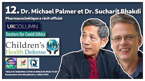 #12/16: Vaccins à ARNm - Pharmacocinétique et toxicité