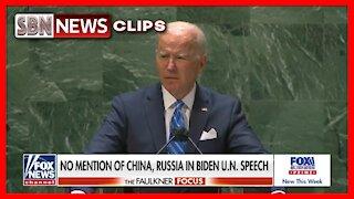 Tom Cotton: The World is Laughing at Biden After UN Speech - 3978