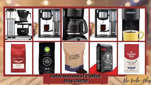 International Coffee Day 2020: The Best Coffee Makers Right Now Plus Coffee Recipes You Need to Try