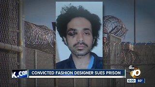 Convicted rapist sues prison