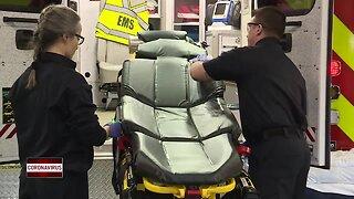EMT's and ambulance service providers prepare for the coronavirus