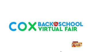 Virtual Back-to-School Fair