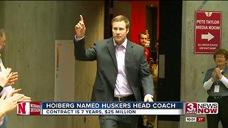 Hoiberg Hired as Nebraska Men's Basketball Coach