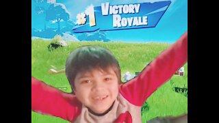 JamesTopFortnite Solo Victory