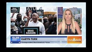 Eric Adams has slim lead in NYC Dem Mayoral Race