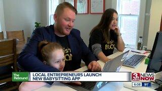 Local entrepreneurs launch new babysitting app