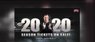 UNLV Rebels season tickets on sale