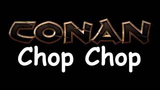 Conan Chop Chop - April 1st 2019 Trailer