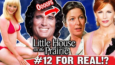 THE LITTLE HOUSE ON THE PRAIRIE 17 SECRETS YOU WON'T BELIEVE