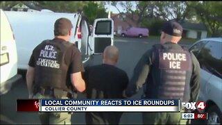Hispanic leaders react to potential ICE roundups