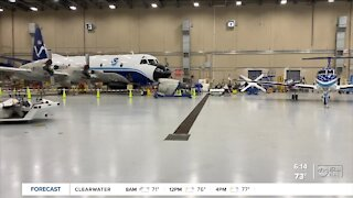 NOAA located at Lakeland Linder International Airport