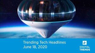 Trending Tech Headlines - Twitter Adds Voice Tweets   6.18.20