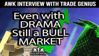 May Interview with TRADE Genius - Still A Bull Market