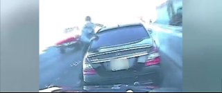 Nevada Highway Patrol: 5 patrol cars hit this past