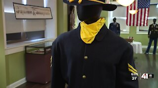 Kansas City-area Marine Corps veteran curates 'Valor!' exhibit