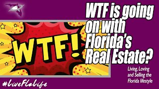 Florida's INSANE Real Estate Market!   Why is it happening?