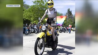 Ride with Pride event