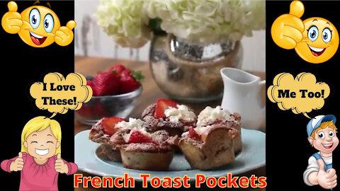 French Toast Pockets Recipe