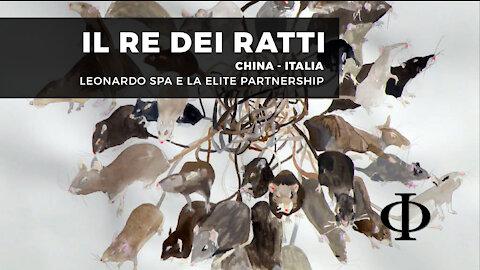 Il re dei ratti: Cina - Italia, Leonardo spa, dominion e la Elite partnership