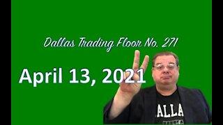Dallas Trading Floor April 13, 2021