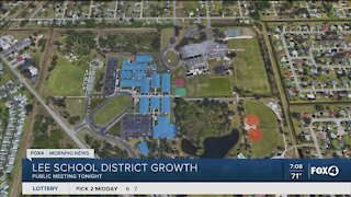 Lee Schools community meeting Tuesday to discuss Lehigh Acres growth