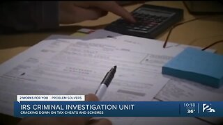 An Inside Look Into The IRS's Criminal Investigation Unit