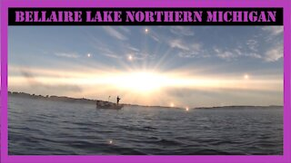 Bellaire Lake Northern Michigan Fishing