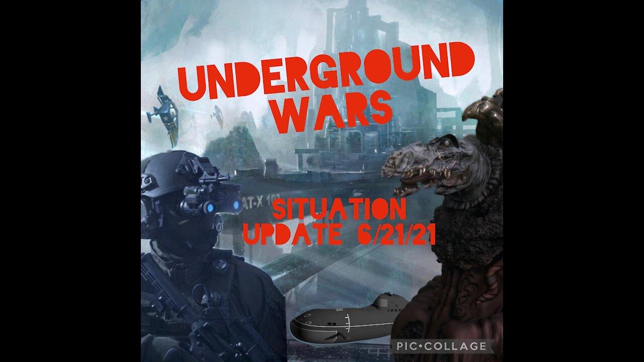 Situation Report: Underground Wars! – Must Video