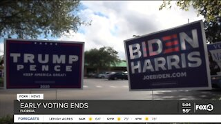 Nearly 9 million already voted in Florida