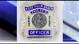 West Palm Beach officer arrested for DUI previously disciplined for alleged harassment