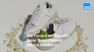 Buy or Buy Not These Yoda-Themed Adidas Sneakers