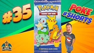 Poke #Shorts #35   McDonald's Booster Pack   Pokemon Cards Opening
