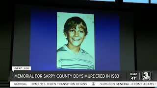 Sarpy County memorial seeks to honor recent and past murder victims