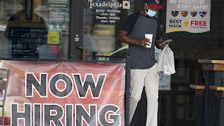 Weekly Jobless Claims Come In Lower Than Expected At 881,000