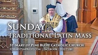Sermon for Septuagesima Sunday, Jan. 31, 2021 (TLM)