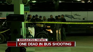 1 dead, 5 injured in 'Greyhound shooting'