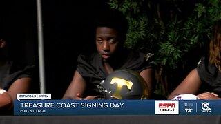 Treasure Coast National Signing Day