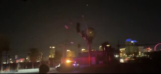 Police, NV Energy on scene of crash near Valley View, Twain