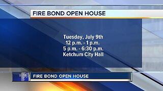 Ketchum Fire Bond Open House