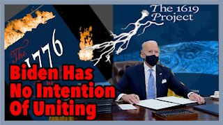 Biden Rescinds 1776 Commission In First Hour Of Presidency - Studio214