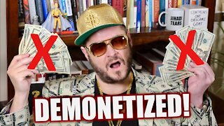 YouTube Demonetized My Channel after I Promoted Other Platforms