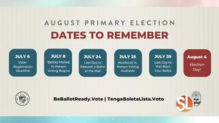 Maricopa County Elections Department discusses voting options for the Primary and General Elections in 2020