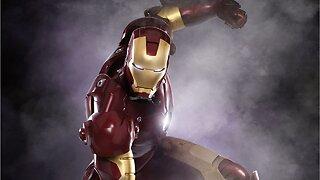 Robert Downey Jr. Posts An Iron Man Throwback