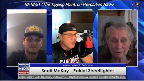 "10.18.21 Scott McKay on ""The Tipping Point"" on Revolution.Radio, STUDIO B"