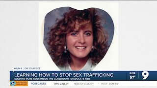 Tucson organization educates students, parents about sex trafficking