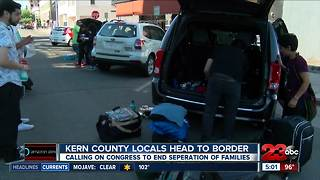 Local group going to US-Mexico Border
