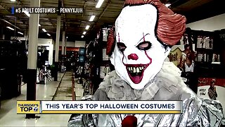 This year's top 7 Halloween costumes in metro Detroit