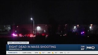 8 dead, several injured in mass shooting at an Indianapolis FedEx facility