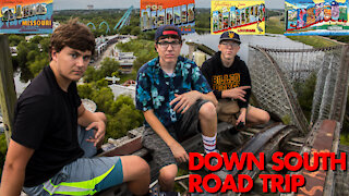 Down South Road Trip (Urbex Short Film)